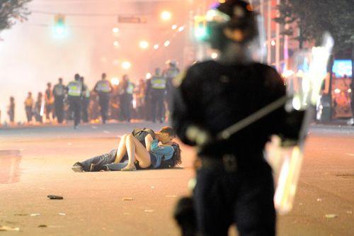 Vancouver-kiss